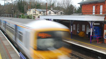 Trains have been cancelled between Royston and Cambridge and all stations to Kings Lynn