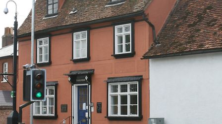 Great Dunmow Town Council offices.
