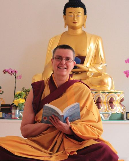 Meditation class with a Buddhist nun comes to March