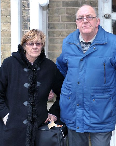 Friday House. Friday Bridge Wisbech.Marion and Mick Ashman. Picture: Steve Williams.