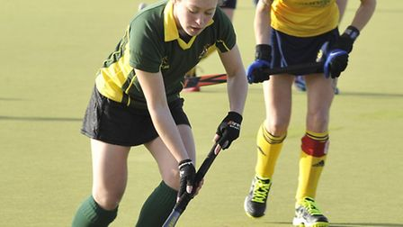 Ely Ladies 2nds hockey v Newmarket
