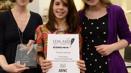 The search is on for the new Fenland Poet Laureate