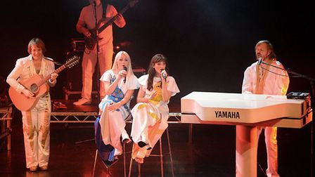 Waterloo - Best of Abba Tribute Show comes to King's Lynn Corn Exchange on February 28.