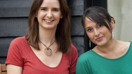 Jo Evans and Cheriee Chater