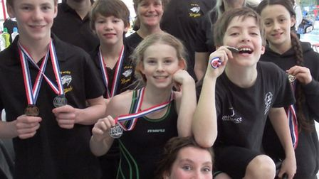 Swimmers-and-coach