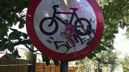 Street cleaning - and removal of graffiti- could be privatised by Fenland Council.