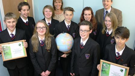 Witchford Village College's geography department has been awarded the Secondary Geography Quality Ma