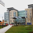 Peterborough City Hospital's Covid-19 figures are now stable, according to The NHS hospital trust board.