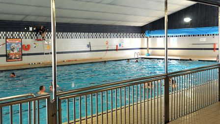 George Campbell Leisure Centre. March. Picture: Steve Williams.