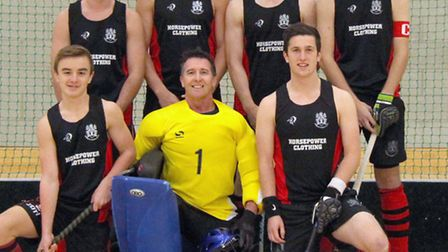 Wisbech men''s first team shone at the East Indoor Tournament.