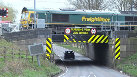 Ely Underpass