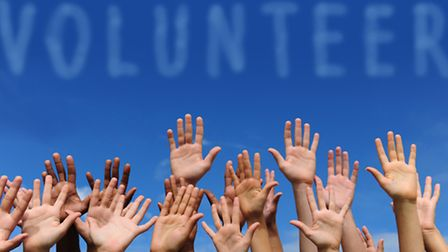 Could you volunteer and help in your community?