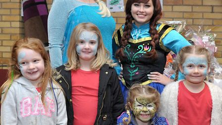 Tower Hall fun day at Friday bridge for Billy Lee appeal. Picture: Steve Williams.