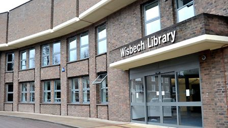 Wisbech library