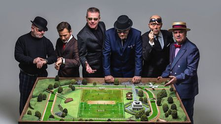 Madness bring their Grandslam tour to Newmarket Nights on June 26.