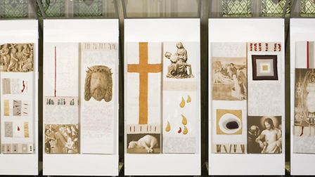 The exhibition offers a fresh look at the Easter story.