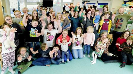 Local charity, Little Miracles, based in Soham, Ely, is celebrating after receiving a £300 donation