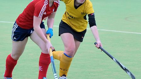March ladies hockey v City of Peterborough III. Picture: Steve Williams.