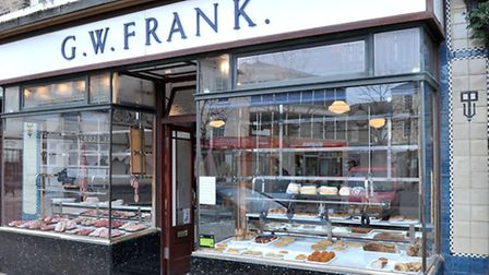 G.W.Frank in Wisbech closing after 107 years of trading. Picture: Steve Williams.