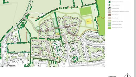 Showfields Ltd submit new housing plans for Whittlesey