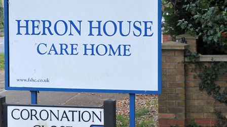 Heron House Care Home, March.