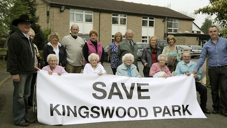The fight to save Kingswood Park care home in March is gathering pace