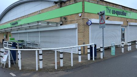 Aldi not likely to open until 2016 Picture: Steve Williams.