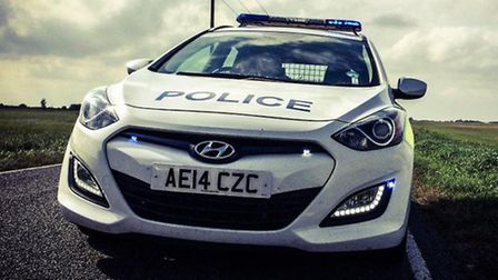 A police chase took place through Fenland.