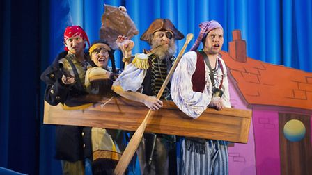 Peter Pan Goes Wrong is coming to the Arts Theatre.