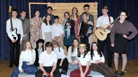 Neale Wade Academy Cast of 'Lark Rise' picture: Steve Williams.