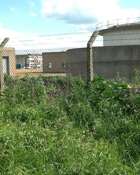 March Sewage works where complaints about the smell have been raised by David Detford