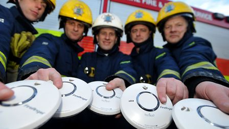 Cambs Fire has issued a check your smoke alarm message.