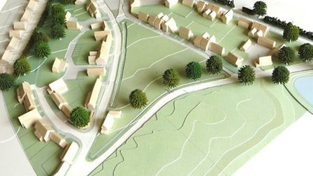 How the new community land trust in Stretham could look.