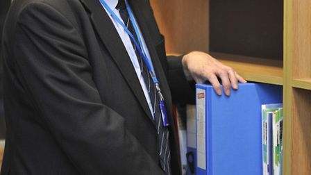 Police and crime commisioner Sir Graham Bright.