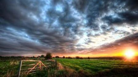 Tim Daniels winning picture in the Atelier East, Fenland Photographer of the Year.