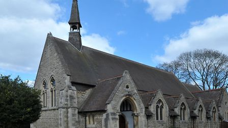 St John's Church, Station Road, March, requires roof repairs. Picture: Steve Williams.