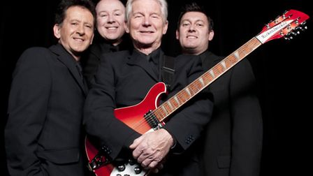 The Searchers come to King's Lynn Corn Exchange on Sunday, April 19.