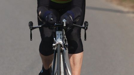 Ely and District Cycling Club's Colin Whitechurch