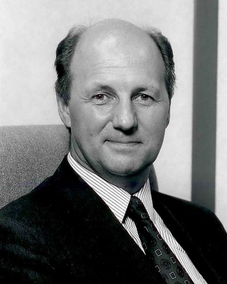 Jim Paice in his early days as an MP.