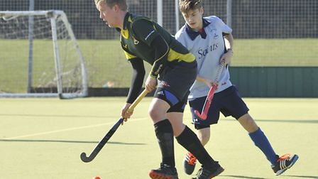 Ely Mens 2nds Hockey v St Neots 1st,