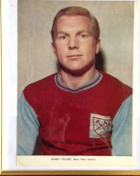 A Bobby Moore picture.