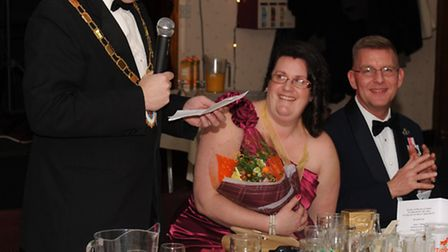 Chatteris Mayor's Ball. Picture: Rob Morris.