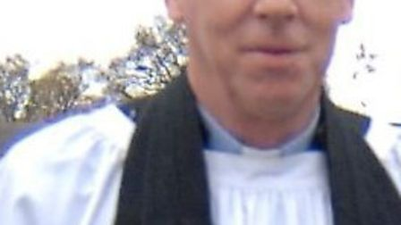 Disgraced cleric, the Rev Stephen Talbot