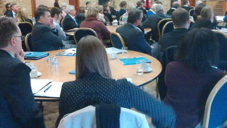 Rural housing conference held in Ely