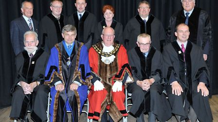 March Town Council Annual Assembly. Picture: Steve Williams.