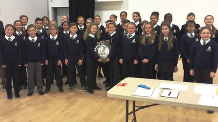 United Voices, from St Mary's Junior School.