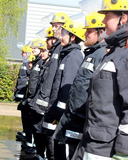 Young people's Fenland in Flames film shows impact of arson.