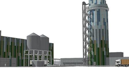 New straw pelleting plant for Ely
