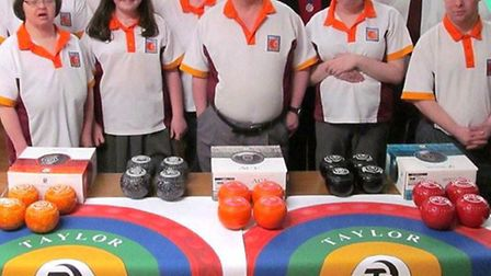 The disabled bowlers