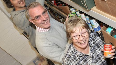 Ely Foodbank has extended into Cottenham.